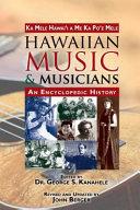 Hawaiian Music and Musicians