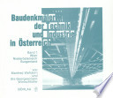 Baudenkmäler der Technik und Industrie in Österreich: Wien, Niederösterreich, Burgenland
