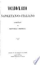 Vocabolario napoletano italiano