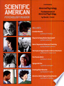 The Scientific American Reader to Accompany Abnormal Psychology