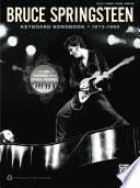 Bruce Springsteen - Keyboard Songbook 1973-1980