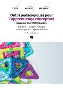 Outils pédagogiques pour l'apprentissage conceptuel - Niveau primaire/élémentaire Book