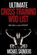 Ultimate Cross Training Wod List