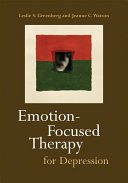 Emotion focused Therapy for Depression Book PDF
