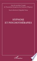 Hypnose et psychothérapies