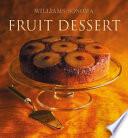 Williams Sonoma Collection Fruit Dessert