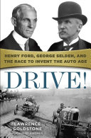 Drive! Book Cover