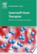 Sauerstoff Ozon Therapien