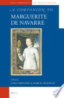 A Companion to Marguerite de Navarre