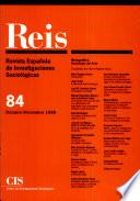 REIS   Octubre Diciembre 1998
