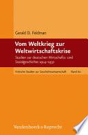 Historische Forschung und politische Kultur in Deutschland