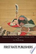 Romance of the Three Kingdoms Volume 3 Of 3