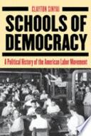 Schools of Democracy