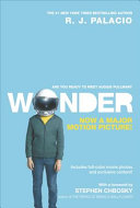 Wonder Movie Tie In