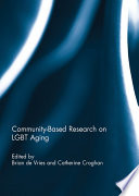 Community Based Research on LGBT Aging