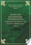 Quellen der byzantinischen Kunstgeschichte