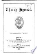 Stiahnuť PDF Church Hymnal  One hundred and tenth thousand