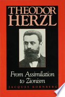 Theodor Herzl : a great book.