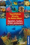 Tauchführer Wracks im Roten Meer
