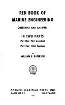 Red Book of Marine Engineering