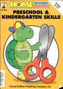 Preschool And Kindergarten Sk book