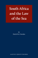 South Africa and the Law of the Sea