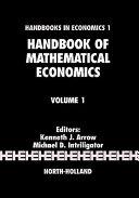Handbook Of Mathematical Economics book