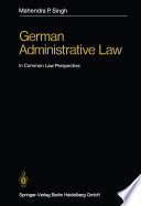 German Administrative Law