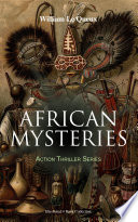 African Mysteries Action Thriller Series Illustrated 4 Book Collection