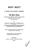 Why Not A Book For Every Woman