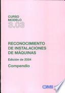 Reconocimineto de Instalaciones de Maquinas