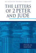 Ebook The Letters of 2 Peter and Jude Epub Peter H. Davids Apps Read Mobile