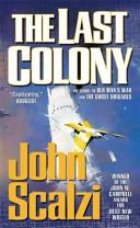 The Last Colony-book cover