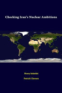 Checking Iran s Nuclear Ambitions