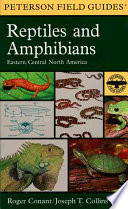 A Field Guide to Reptiles   Amphibians