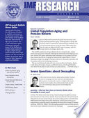 Imf Research Bulletin September 2008