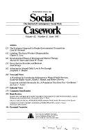 Social Casework