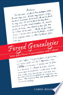 Forged Genealogies