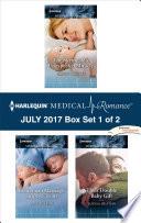 Harlequin Medical Romance July 2017 Box Set 1 Of 2