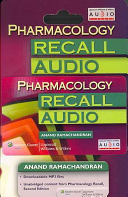 Pharmacology Recall Audio