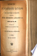 Hinrichs  f  nfj  hriger Katalog Verzeichnis der im deutschen Buchhandel erschienenen B  cher  Zeitschriften  Landkarten etc