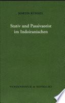 Stativ und Passivaorist im Indoiranischen