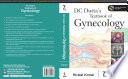 DC Dutta's Textbook of Gynecology