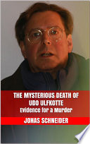 Ebook The Mysterious Death of Udo Ulfkotte Epub Jonas Schneider Apps Read Mobile