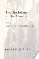 The Sociology of the Church