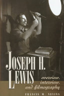 The Films Of Joseph H Lewis [Pdf/ePub] eBook