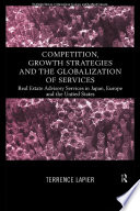 Competition  Growth Strategies and the Globalization of Services
