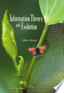 Information Theory and Evolution Book Cover