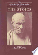 The Cambridge Companion to the Stoics