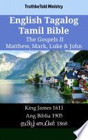 English Tagalog Tamil Bible The Gospels Ii Matthew Mark Luke John